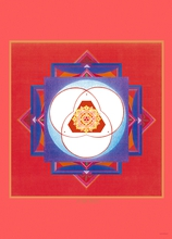 Mandala Innere Balance