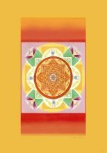 Mandala Sonnenmandala, Quelle des Lichts